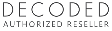 Decoded authorized reseller